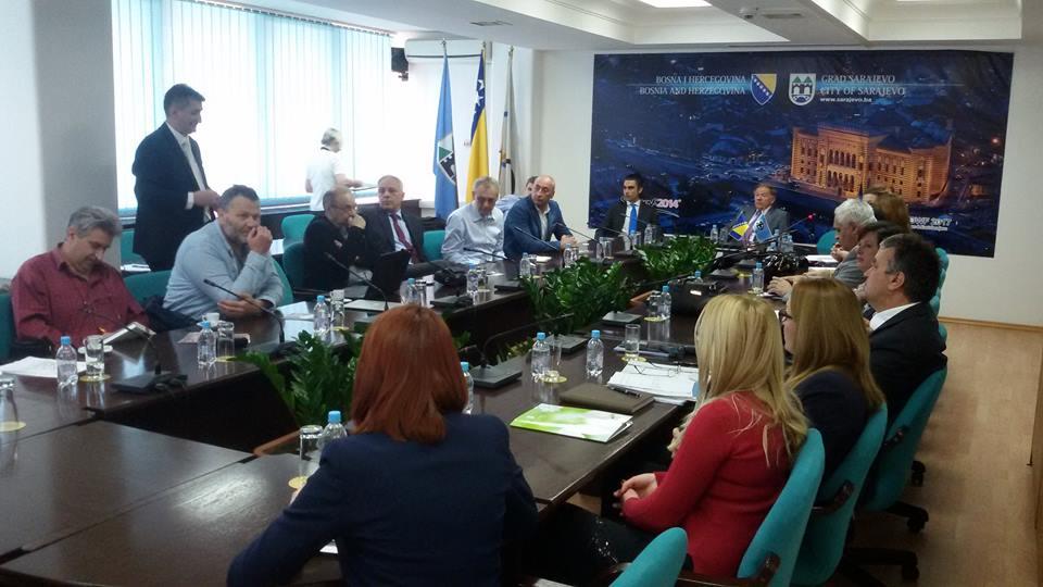 Susret sa privrednicima u Sarajevu i Istočnom Sarajevu