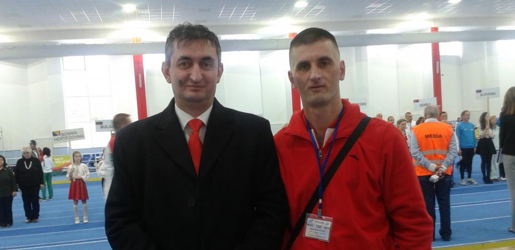Balkan Masters Athletics Championships Indoor