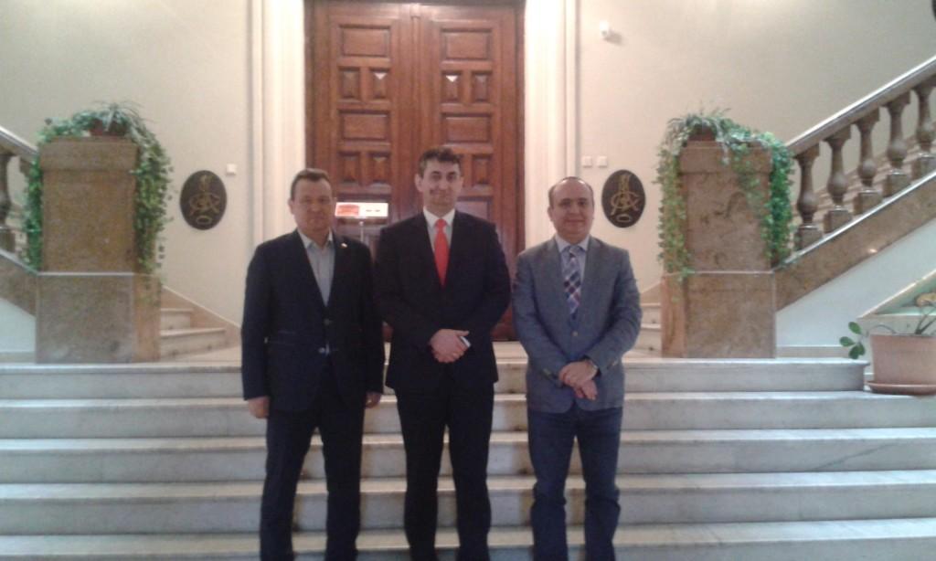 Posjeta Bukureštanskom univerzitetu za ekonomske studije