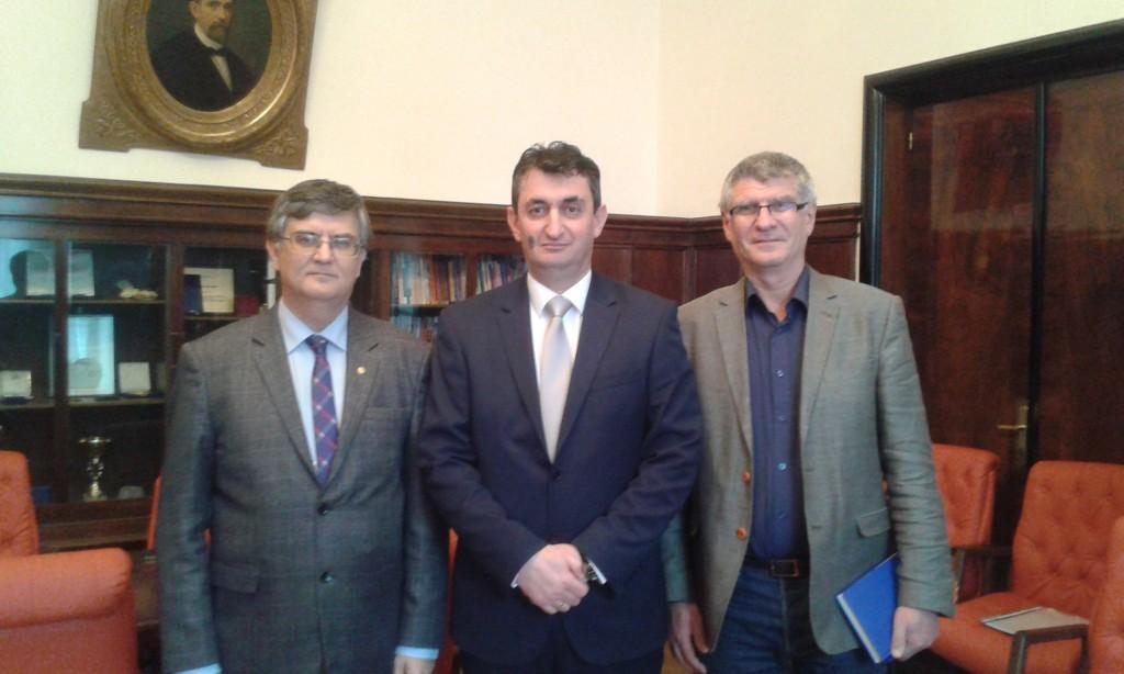 Posjeta Univerzitetu iz Bukurešta