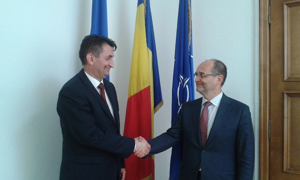 Sastanak sa ministrom nauke i obrazovanja u Vladi Rumunije