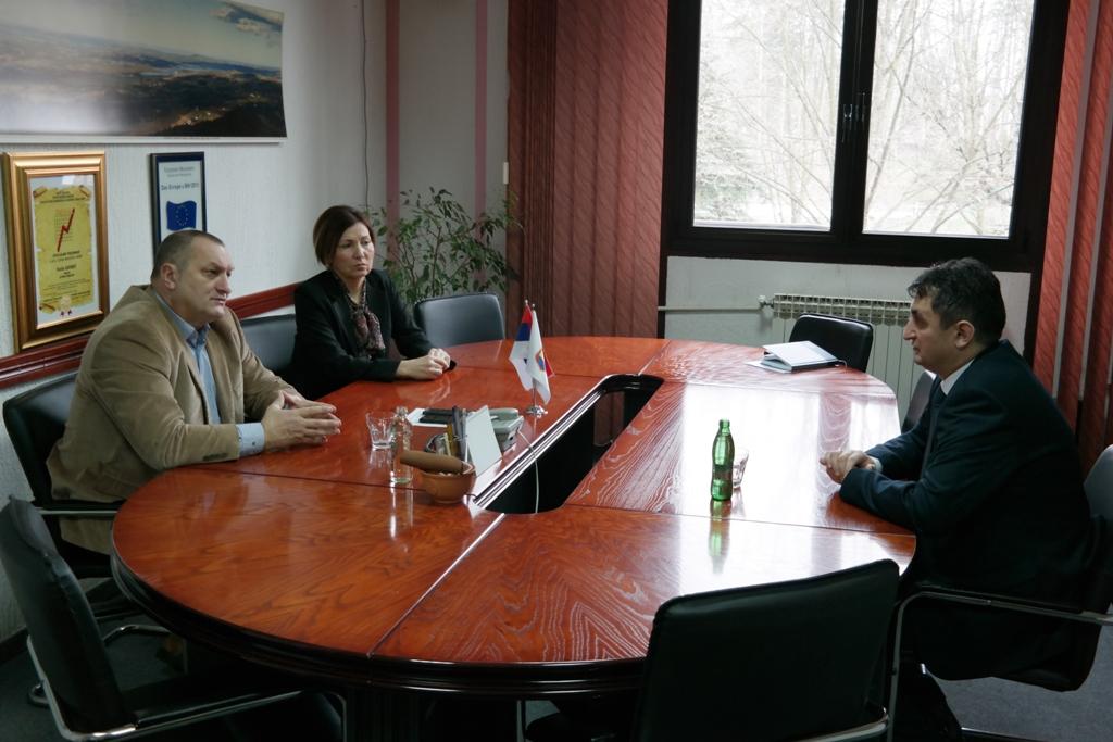 Ambasador Vasić posjetio opštinu Prnjavor