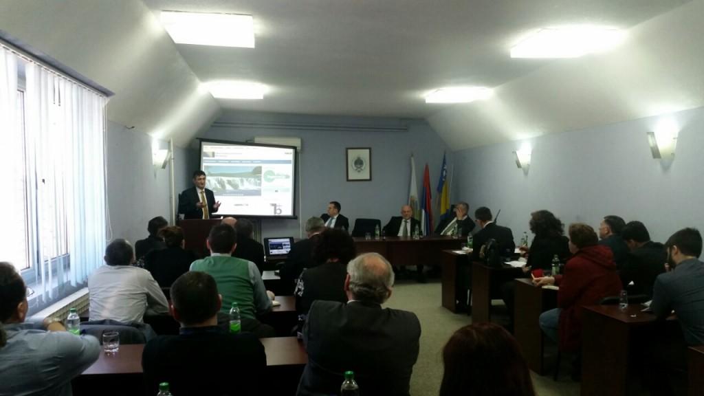 Sastanci sa privrednicima u Kostajnici i Krupi