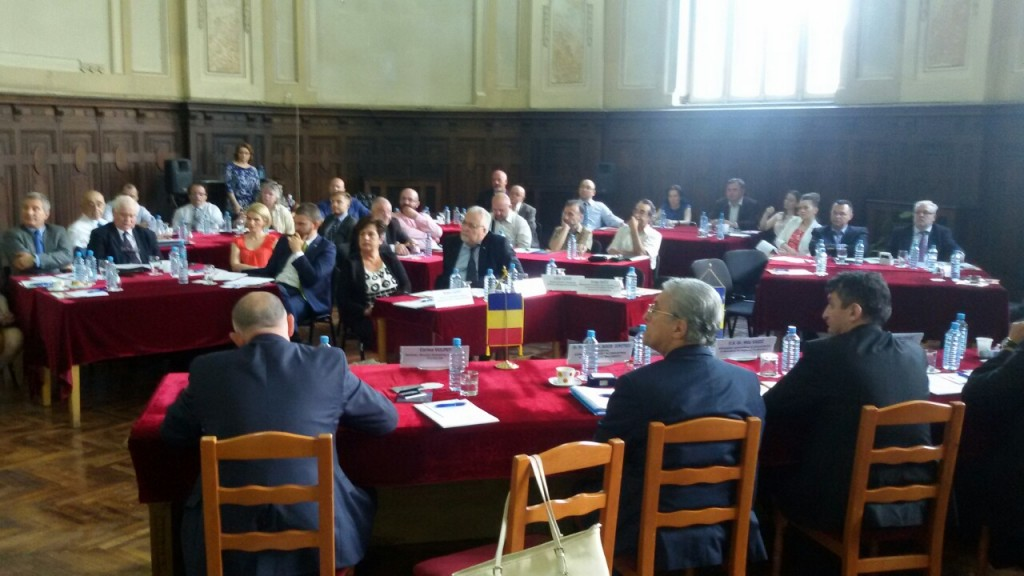 Održan Prvi privredni forum u Bukureštu