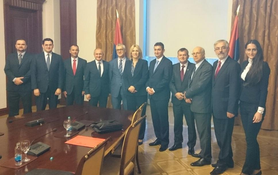 Predsjednica Vlade Republike Srpske primila novoimenovane ambasadore