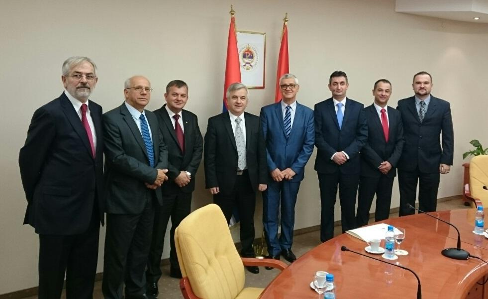 Predsjednik NS RS Nedeljko Čubrilović primio novoimenovane ambasadore BiH