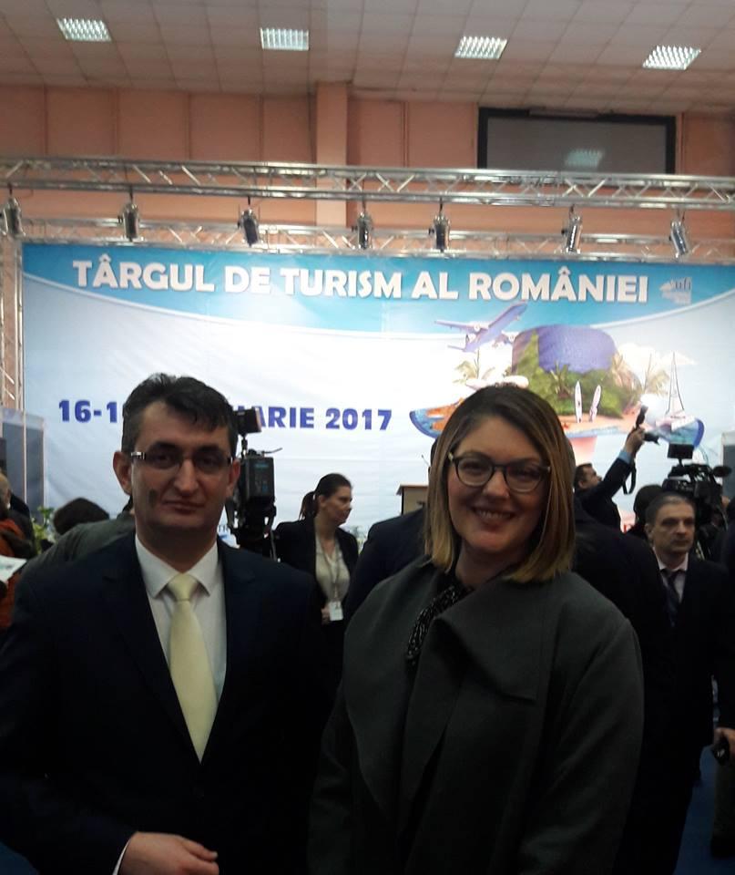 Sajam turizma u Bukureštu