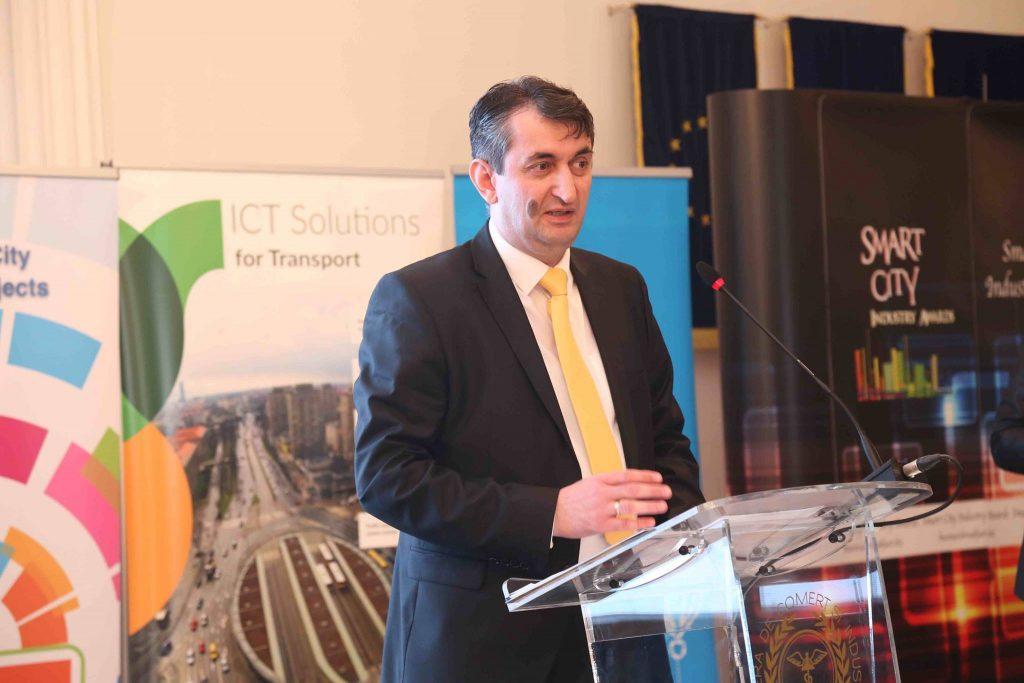 Održan govor i izlaganje na temu infrastrukturnog razvoja ''pametnih gradova''