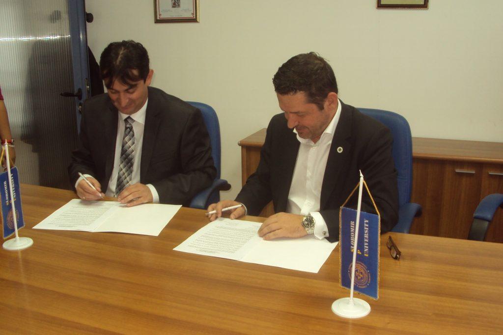 Potpisan sporazum sa City Unity College-om iz Atine