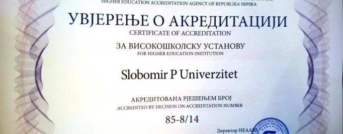 Završen proces akreditacije