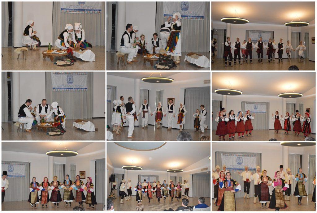 Koncert folklorne grupe SPKD Prosvjeta Prnavor