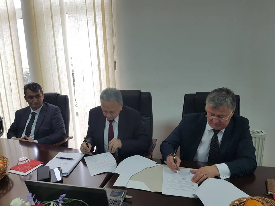 Potpisivanje sporazuma na Univerzitetu Istočno Sarajevo