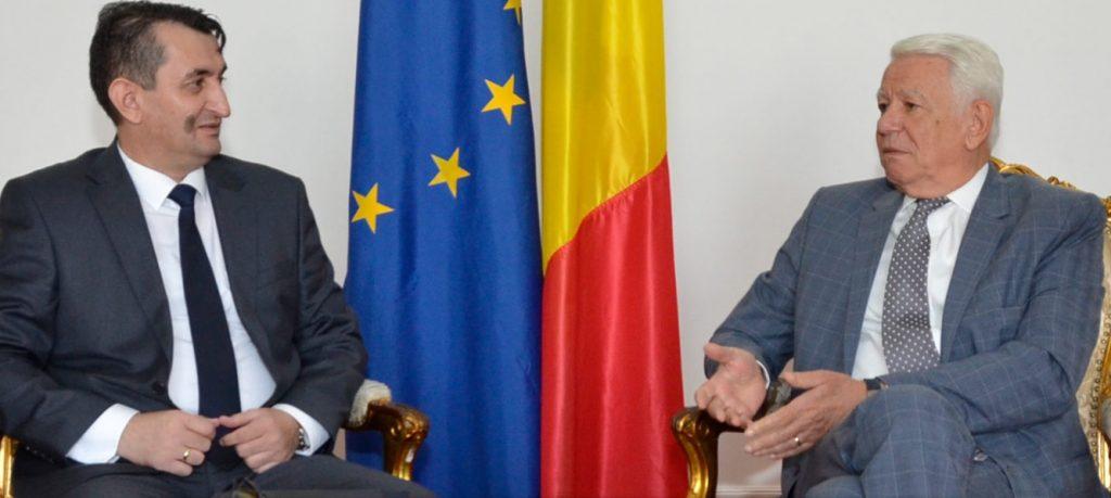 Sastanak sa ministrom vanjskih poslova Rumunije