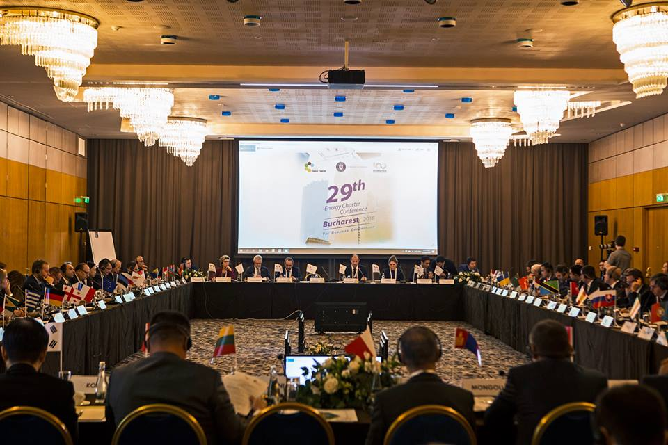 Bucharest Energy Charter Conference